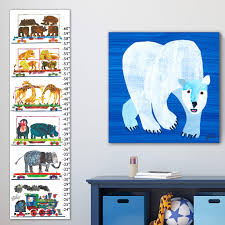 these educational wall ideas are perfect for kids nonagon style educational wall decor animal themed growth chart for kids nonagon style