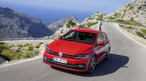 volkswagen polo 2000 2018 vw polo grows up and gets 200 hp gti from day one