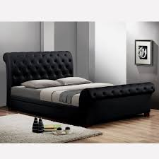 Black Tufted Bed Frame Best 25 Black Tufted Headboard Ideas On Pinterest Bedroom With