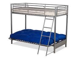 Alaska Futon Bunk Bed Amazoncouk Kitchen  Home - Futon bunk bed