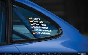 three fantastic 964s planned for paris retromobile sale u2013 p9xx