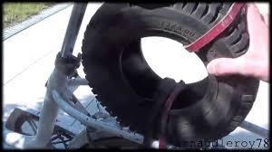 chambre a air tracteur tondeuse jd réparation chambre à air