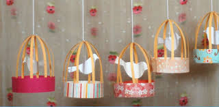 bird cage decoration diy bird cage lanterns