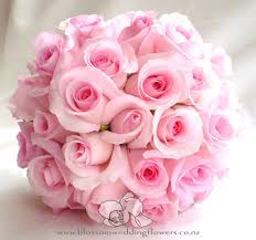 pink bouquet pink bouquet bridal bouquet of pink roses with a cuf flickr