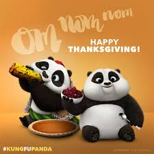 dreamworks animation on happy thanksgiving eat to your