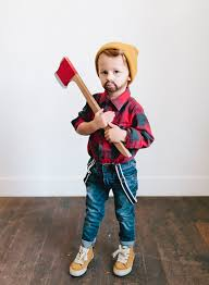lumberjack costume easy diy costumes to beat the stress unique markets