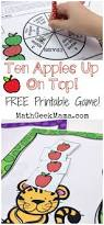 ten apples up on top math game free