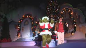dr seuss u0027s how the grinch stole christmas at universal orlando