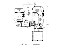 georgian bay cottage u2013 spitzmiller u0026 norris house plans