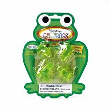 passover toys passover toys gel frogs