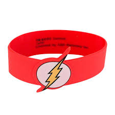 bracelet rubber images The flash rubber logo bracelet jpg