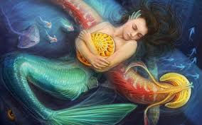 most beautiful mermaid pictures fantasy graphics stock photos