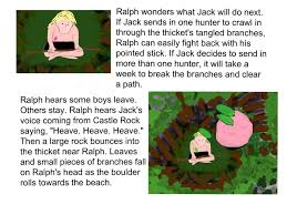 lord of the flies summary of chapter 12