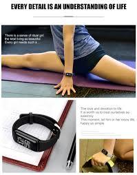 by 21 smart bracelet gray