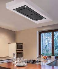 ceiling mounted kitchen extractor fan ceiling hood ebay
