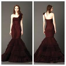 maroon dresses for wedding 21 offbeat wedding