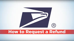 request a refund usps