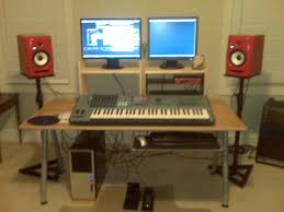 rta studio desk for home based studio office furniture cool home