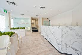 Reception Desks Sydney by Bondi Doctors Inone Projects