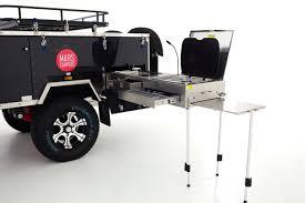 forward folding off road camper trailer luxury camping