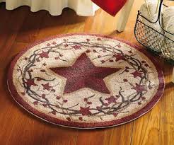 Kitchen Scatter Rugs Captivating Primitive Kitchen Rugs Buy Primitive Country Hearts