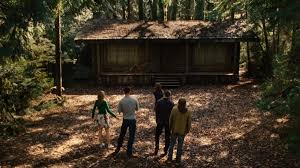 in 2012 the cabin in the woods brought the gods back to horror