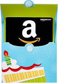 amazon com amazon com gift card in a birthday cupcake tin gift cards