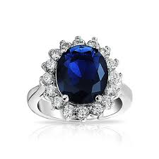 kate s wedding ring kate middleton engagement ring cz sapphire color