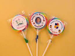 lollipop party favors lollipop party favors personalized custom lollipop party favors