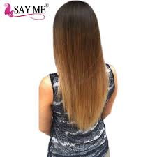 Hair Weave Extensions by Online Get Cheap Ombre Hair Weave Extensions Aliexpress Com