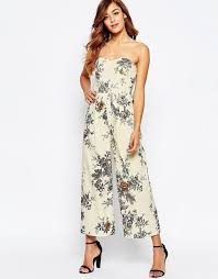 all into one jumpsuit asos occasion tailored floral jumpsuit 65 jumpsuits and