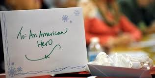 send a card to a service member mail for heroes