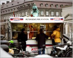 The Dining Room Kerns Street Inwood Wv by Video Denmark The Danish Pølsevogn Dog Mobile Food News