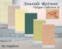 mod the sims valspar designer colors seaside retreat collection ii