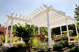 Pergola Plastic Roof by Polycarbonate Covered Pergola Real Estateportland Or Porch