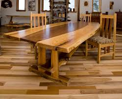 live edge tables the wood cycle of wisconsin arched log table jpg