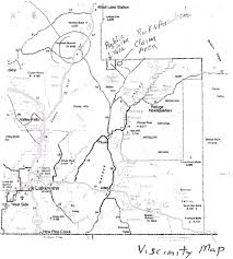 Lakeview Oregon Map by Sunstones Rock And Arrowhead Club Of Klamath Falls