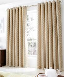 cream and red eyelet curtains memsaheb net