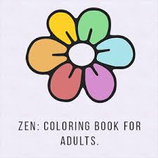 zen coloring book adults android apps google play