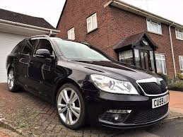 2009 skoda octavia vrs 2 0tfsi turbo petrol manual estate