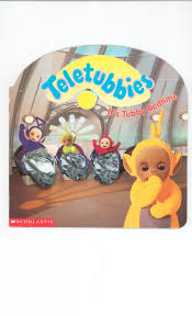 teletubbies u0027s tubby bedtime children u0027s book 0590983253