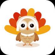 thanksgiving stickers app shopper owlmoji owl stickers for thanksgiving stickers