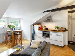 attic kitchen ideas myidealhome attic kitchens and small spaces