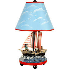pirate ship light fixture pirate ship table l and nursery necessities in interior design