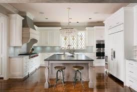 inset painted white u2014 bentwood luxury kitchens
