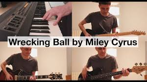 wrecking ball u2014 miley cyrus cover youtube