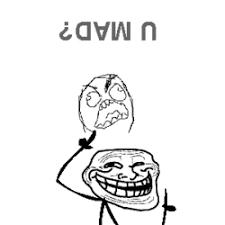 Rage Face Memes - omg lmao troll face gif click it it moves meme memes