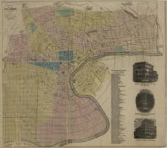 Newark Map Atlas To Maps Of The City Of Newark N J 1806 1915 Barbara And