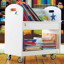 Land Of Nod Bookshelf Storage Solutions For Kids U0027 Books Popsugar Moms
