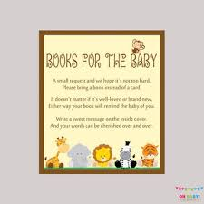 baby shower bring a book instead of a card best neutral baby shower invitations products on wanelo